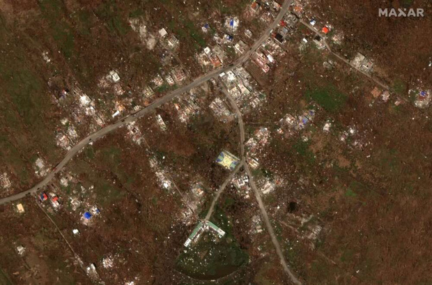 Chùm ảnh vệ tinh về những thứ đã định hình lại thế giới năm 2020: Nhìn từ trên cao mới thấy 1 năm vừa qua điên rồ đến mức nào - Ảnh 10.