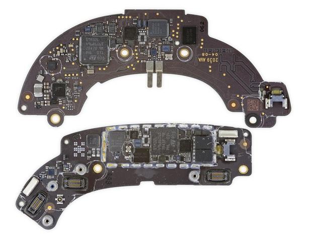Phẫu thuật AirPods Max, iFixit cho biết tai nghe của Apple rất khó tháo rời - Ảnh 4.