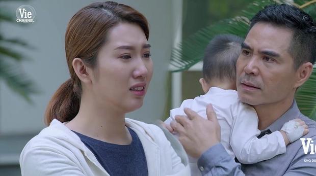 10 kiểu phản ứng hóa học dữ dội của cặp đôi phim Việt: Khoái nhất là xem Bảo Thanh - Quốc Trường ngược nhau tơi bời - Ảnh 4.