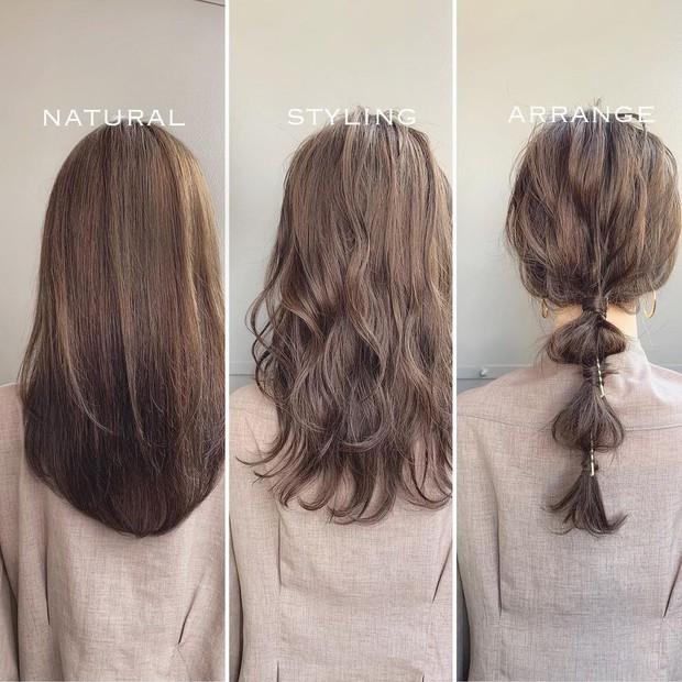 Học 4 kiểu tết tóc xinh xỉu cho mùa lạnh, con gái chẳng sợ ai chê tóc tai chán đời - Ảnh 4.
