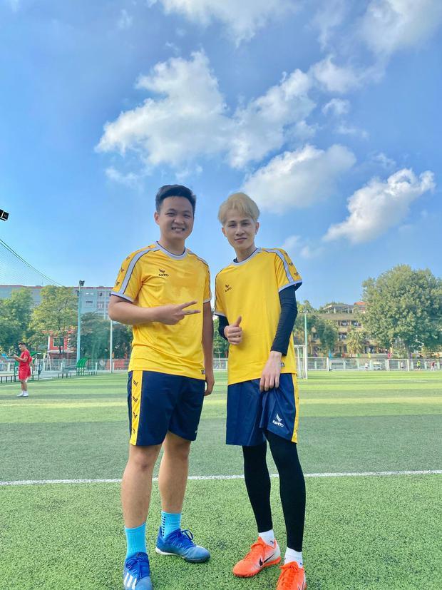 Hà Việt Hoàng (Siêu Trí Tuệ) lần đầu đá chung sân với Jack và Dế Choắt nhưng kết quả chung cuộc lại gây bất ngờ - Ảnh 1.