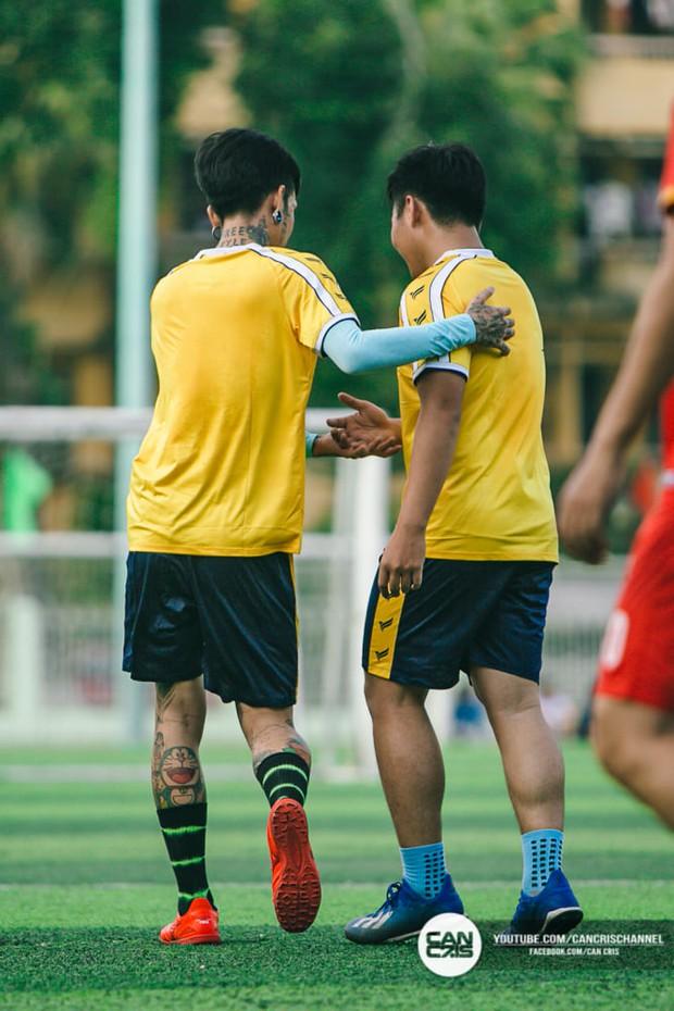 Hà Việt Hoàng (Siêu Trí Tuệ) lần đầu đá chung sân với Jack và Dế Choắt nhưng kết quả chung cuộc lại gây bất ngờ - Ảnh 2.