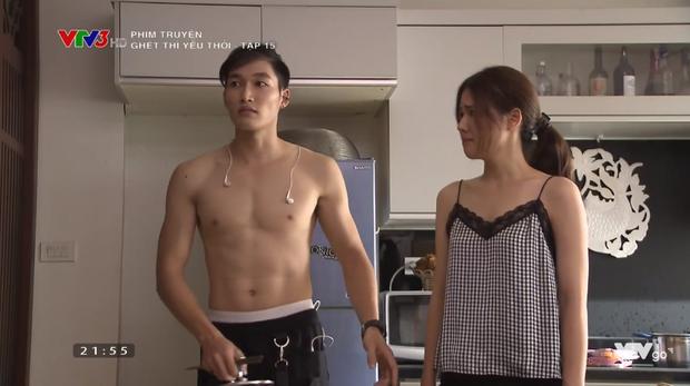 10 kiểu phản ứng hóa học dữ dội của cặp đôi phim Việt: Khoái nhất là xem Bảo Thanh - Quốc Trường ngược nhau tơi bời - Ảnh 20.