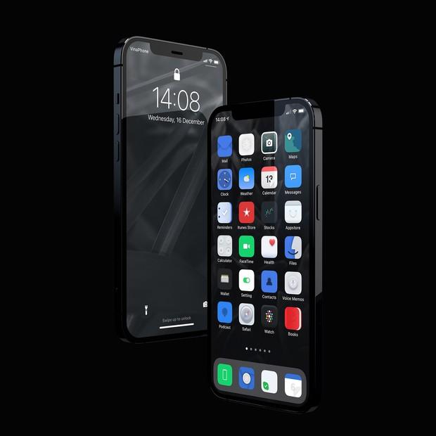 Trải nghiệm giao diện iOS mới do designer Việt thực hiện: Tối giản và hiện đại! - Ảnh 1.