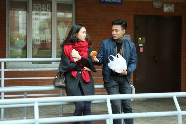 10 kiểu phản ứng hóa học dữ dội của cặp đôi phim Việt: Khoái nhất là xem Bảo Thanh - Quốc Trường ngược nhau tơi bời - Ảnh 17.