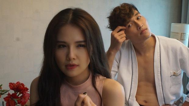 10 kiểu phản ứng hóa học dữ dội của cặp đôi phim Việt: Khoái nhất là xem Bảo Thanh - Quốc Trường ngược nhau tơi bời - Ảnh 18.