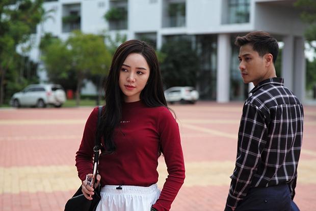 10 kiểu phản ứng hóa học dữ dội của cặp đôi phim Việt: Khoái nhất là xem Bảo Thanh - Quốc Trường ngược nhau tơi bời - Ảnh 29.