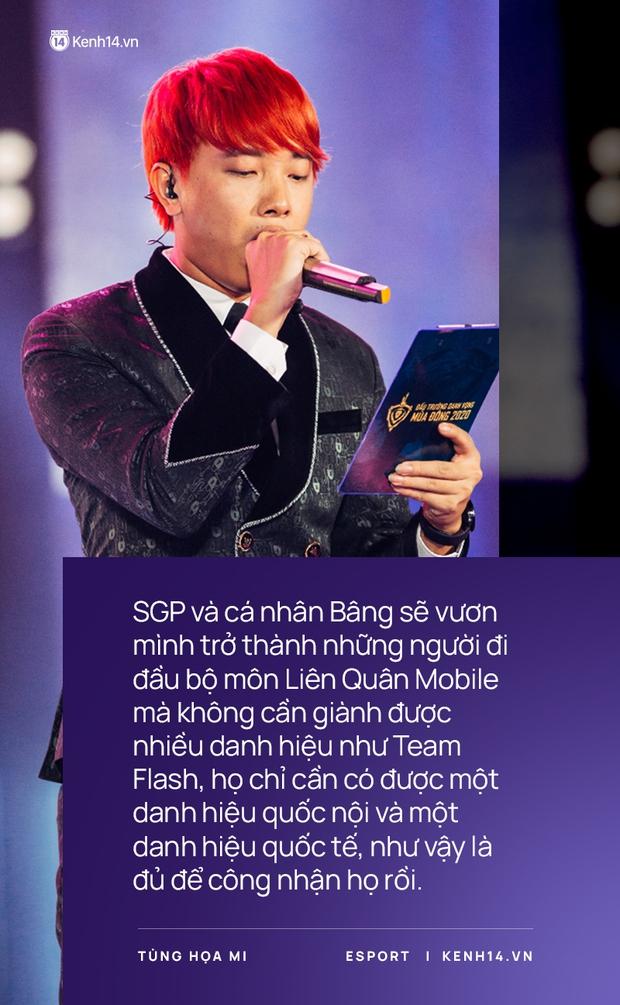 Phỏng vấn BLV Tùng Họa Mi: Saigon Phantom thắng 60%, Lai Bâng hơn Neil rất nhiều, nhưng chỉ thua một điểm then chốt - Ảnh 2.