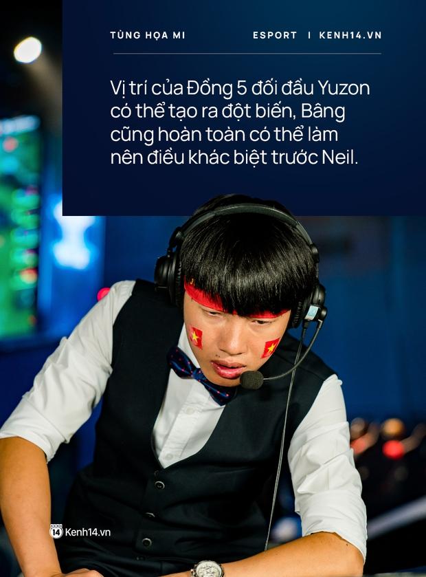 Phỏng vấn BLV Tùng Họa Mi: Saigon Phantom thắng 60%, Lai Bâng hơn Neil rất nhiều, nhưng chỉ thua một điểm then chốt - Ảnh 6.