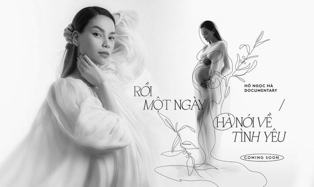 Xót xa hình ảnh Hồ Ngọc Hà tiều tụy, gầy gò vượt cạn sinh đôi trong phim tài liệu, cảm động nhất là Kim Lý sụt sùi không rời vợ - Ảnh 1.