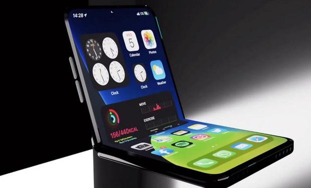 Quên iPhone 13 đi vì thời điểm xuất hiện iPhone gập - Flip vừa được hé lộ - Ảnh 2.