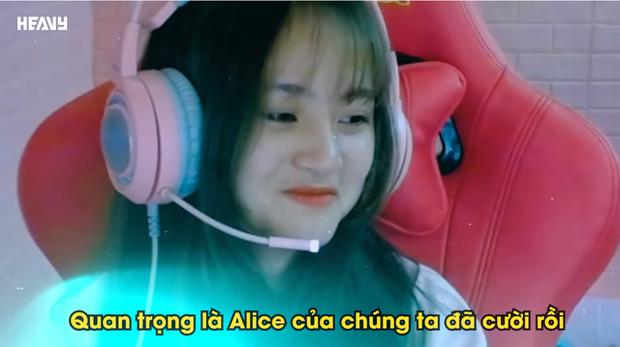 Streamer Alice bật khóc khi đối diện với AS Mobile, lần đầu dũng cảm nói ra sự thật mà ai nghe cũng sốc - Ảnh 6.