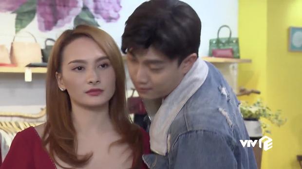 10 kiểu phản ứng hóa học dữ dội của cặp đôi phim Việt: Khoái nhất là xem Bảo Thanh - Quốc Trường ngược nhau tơi bời - Ảnh 21.