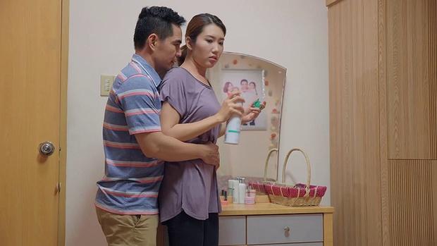 10 kiểu phản ứng hóa học dữ dội của cặp đôi phim Việt: Khoái nhất là xem Bảo Thanh - Quốc Trường ngược nhau tơi bời - Ảnh 3.