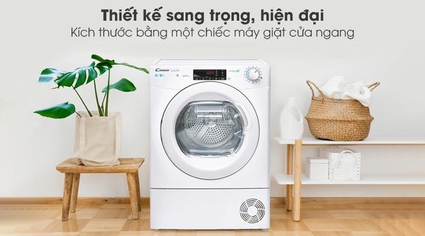 Góc chị em low-tech: Kinh nghiệm chọn mua máy sấy quần áo - Ảnh 10.