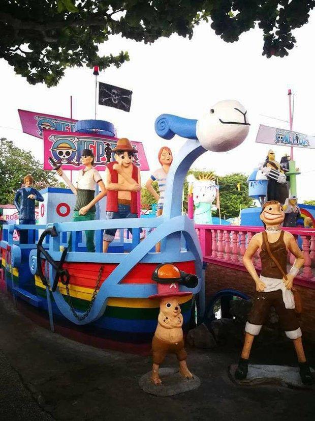 Netizen khóc thét với bộ tượng One Piece lỗi toàn tập gây bão MXH: Sợ nhất là Luffy không cổ dị vô cùng! - Ảnh 15.