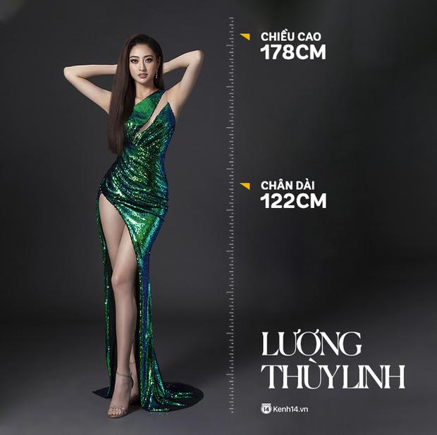2 nàng Hậu chân dài nhất nhì Vbiz Đỗ Thị Hà - Lương Thuỳ Linh chung khung hình, tân Hoa hậu lộ body gầy gò sau 2 tuần - Ảnh 4.