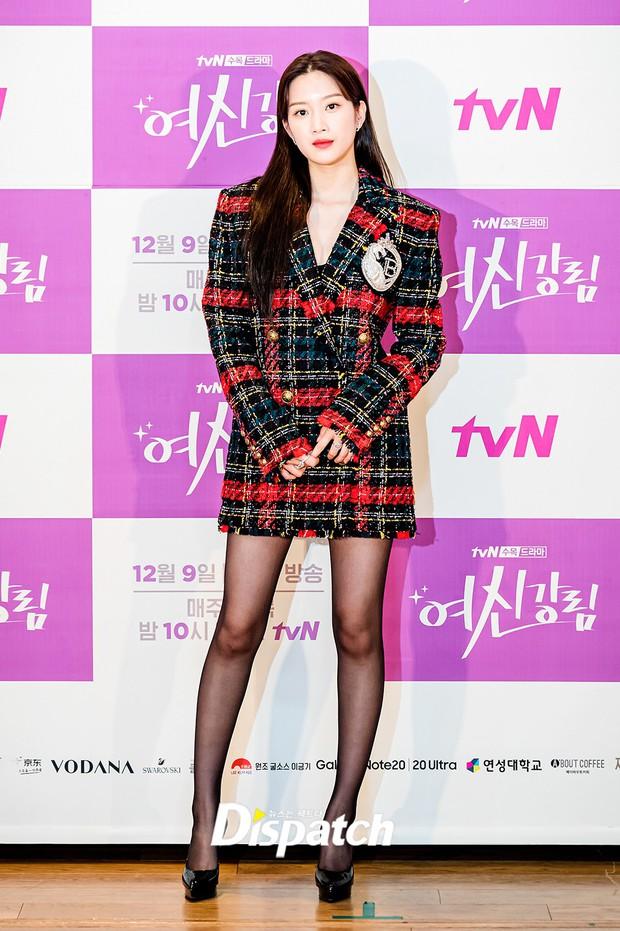 Cặp đôi Cha Eun Woo - Moon Ga Young khoe visual đẹp không góc chết tại sự kiện, nữ phụ nhăn nhó khó hiểu giật trọn spotlight - Ảnh 7.