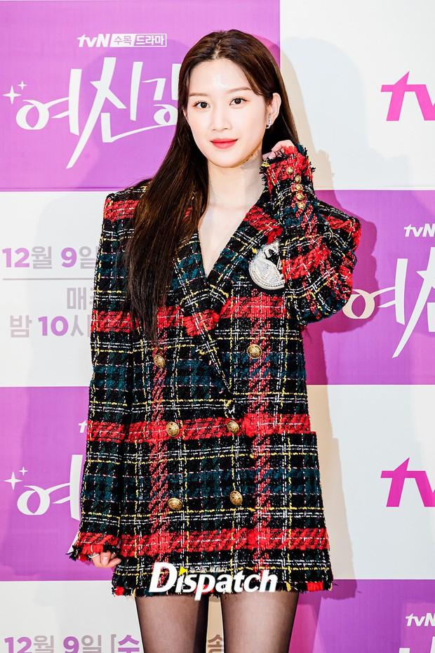 Cặp đôi Cha Eun Woo - Moon Ga Young khoe visual đẹp không góc chết tại sự kiện, nữ phụ nhăn nhó khó hiểu giật trọn spotlight - Ảnh 6.