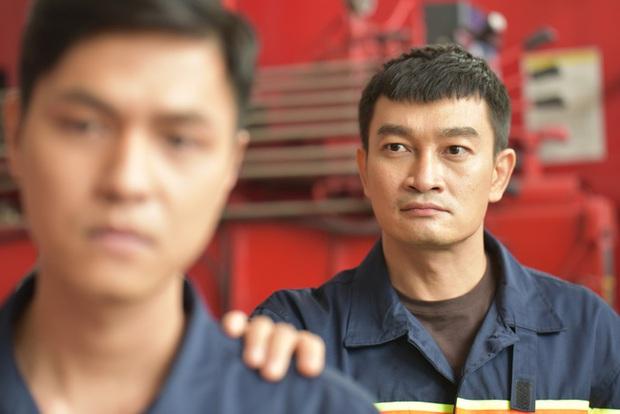 Dàn cast Lửa Ấm chia sẻ về loạt sạn nghiệp vụ trên phim: Kịch bản còn khá sơ sài, các nhân vật không ai hoàn hảo cả - Ảnh 3.
