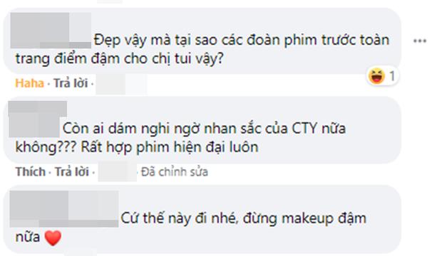 Ơn giời, cuối cùng thánh lố Cúc Tịnh Y cũng chịu makeup nhẹ nhàng đi đóng phim rồi! - Ảnh 4.
