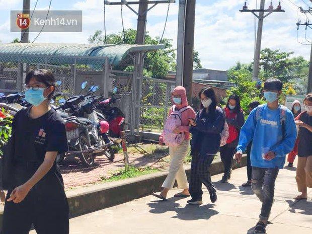Sinh viên HUTECH và các trường ĐH tại TP.HCM: May mắn vì được nghỉ học kịp thời, sẽ chủ động bảo vệ bản thân - Ảnh 5.