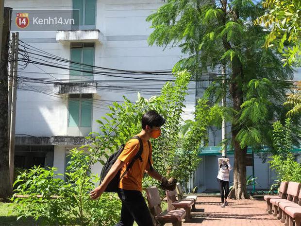 Hơn 100.000 sinh viên TP.HCM nghỉ học, 6 trường học đóng cửa tại TP.HCM do dịch Covid-19 - Ảnh 3.