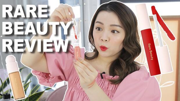 Xem loạt review chân thật của hai nàng beauty blogger Việt về bộ mỹ phẩm mới toanh của Selena Gomez - Ảnh 2.