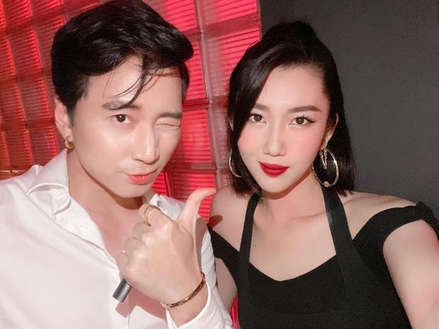 Hậu nghi vấn chia tay Bella, Karik bất ngờ được netizen đẩy thuyền đến với Thuý Ngân chỉ qua 1 bức ảnh - Ảnh 2.