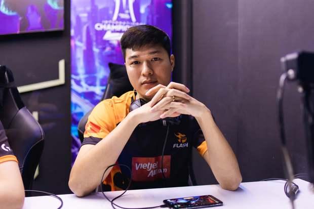 Đội trưởng Gấu tuyên bố: Team Flash sẽ tạo ra một lối đánh mới, một kiểu khác biệt mang thương hiệu Việt Nam - Ảnh 3.