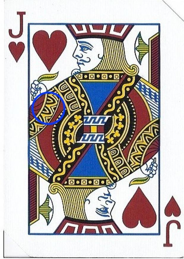 Giải mã bí ẩn bộ bài tây: Ai là kẻ đã giết nhà vua? Đây là câu trả lời - Ảnh 4.