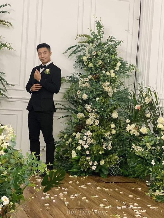 Hậu trường chụp ảnh cưới Tiến Dũng - Khánh Linh: Biểu cảm của con gái mới chiếm spotlight - Ảnh 2.