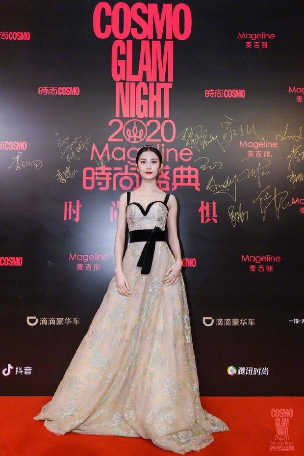 Dàn sao khủng đổ bộ thảm hồng COSMO: Công chúa Dương Mịch so kè nhan sắc bên Đường Yên, học trò Lisa chặt chém ác liệt - Ảnh 28.
