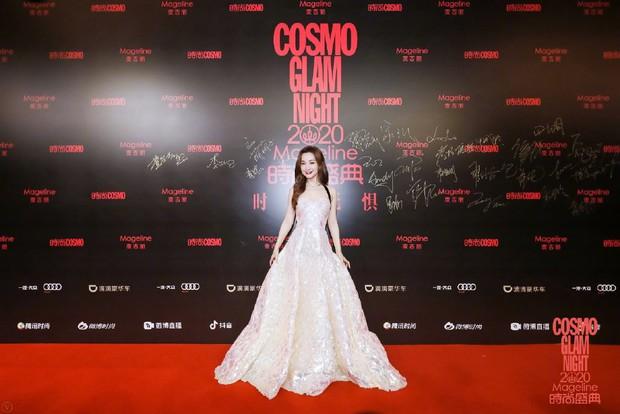 Dàn sao khủng đổ bộ thảm hồng COSMO: Công chúa Dương Mịch so kè nhan sắc bên Đường Yên, học trò Lisa chặt chém ác liệt - Ảnh 17.
