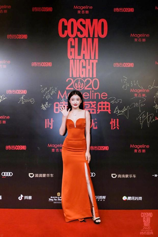 Dàn sao khủng đổ bộ thảm hồng COSMO: Công chúa Dương Mịch so kè nhan sắc bên Đường Yên, học trò Lisa chặt chém ác liệt - Ảnh 13.