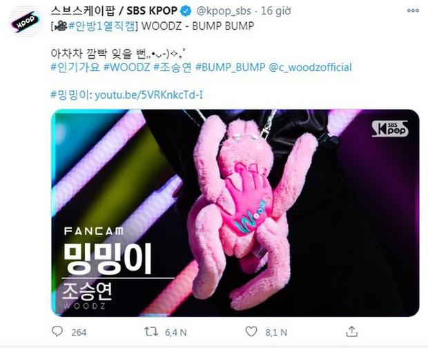 Chuyện thật như đùa: Thú bông của idol có hẳn fancam riêng, ra video cover Taeyeon, giật luôn spotlight của chính chủ với lượt xem vượt trội - Ảnh 6.