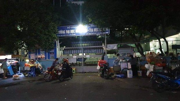 Nam thanh niên rơi từ tầng 6 xuống sân trường Đại học Ngoại Ngữ - Tin Học, tử vong thương tâm - Ảnh 2.