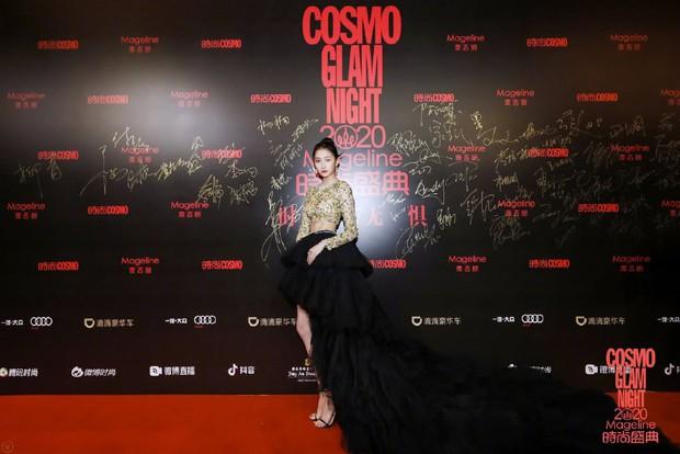 Dàn sao khủng đổ bộ thảm đỏ COSMO: Dương Mịch so kè nhan sắc bên Đường Yên, học trò Lisa chặt chém lấn át cả Victoria - Ảnh 13.
