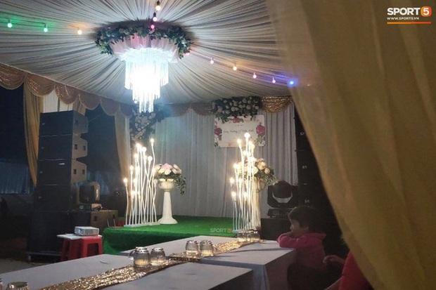 Không gian tân hôn ấm cúng, đơn giản tại nhà Công Phượng ở Nghệ An - Ảnh 4.