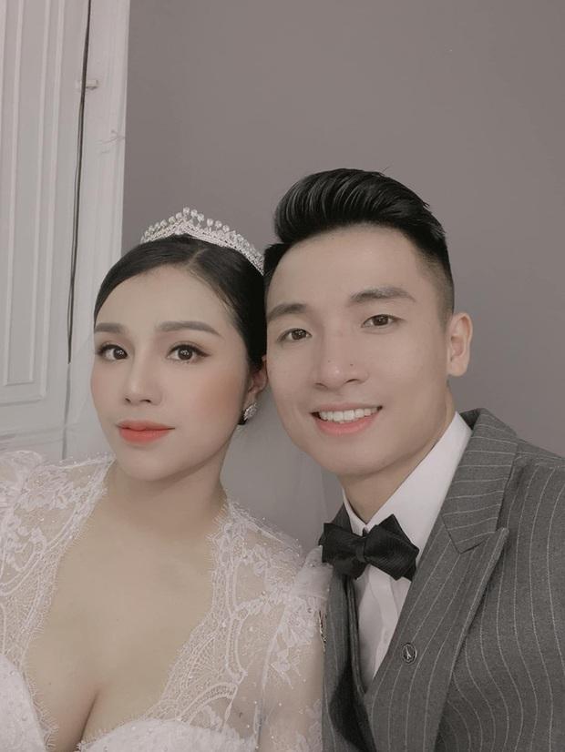 Hậu trường chụp ảnh cưới Tiến Dũng - Khánh Linh: Biểu cảm của con gái mới chiếm spotlight - Ảnh 5.