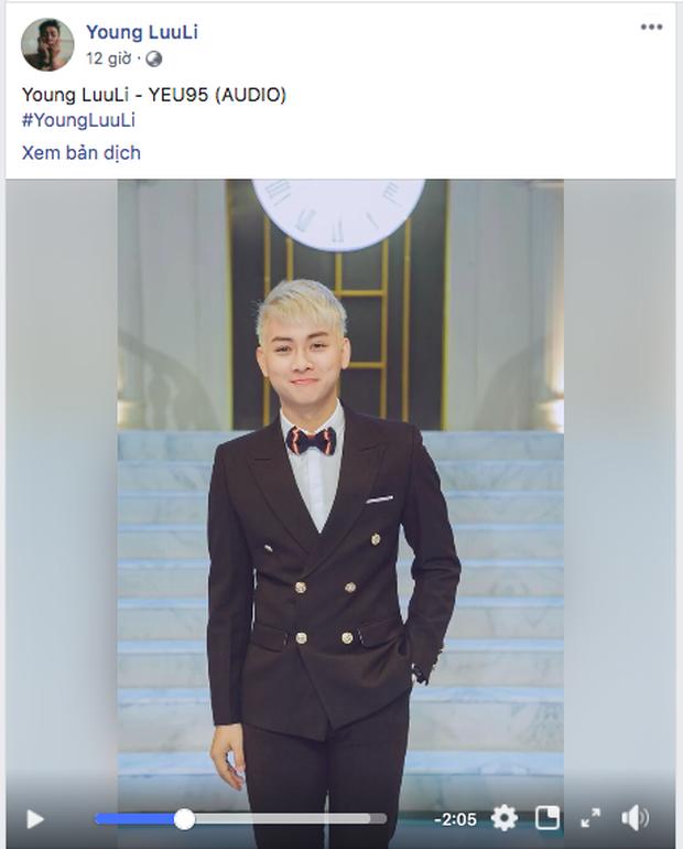 Young Luuli (Hoài Lâm) tung demo rap love: Người nhận xét giống Sơn Tùng M-TP, kẻ thừa nhận nghe xong thấy... buồn cười - Ảnh 2.