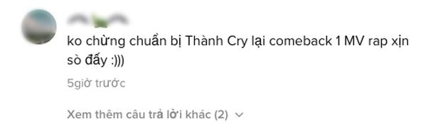 Trấn Thành hội ngộ dàn thí sinh Rap Việt, một mình tự quẩy làm fan lo lắng Thành Cry sắp tung MV? - Ảnh 5.