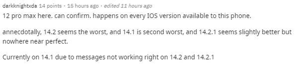 iPhone 12 Pro/ Pro Max bị cộng đồng phàn nàn dữ dội vì màn hình liên tục gặp lỗi - Ảnh 5.