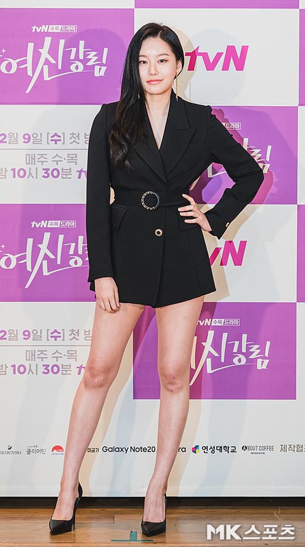 Cặp đôi Cha Eun Woo - Moon Ga Young khoe visual đẹp không góc chết tại sự kiện, nữ phụ nhăn nhó khó hiểu giật trọn spotlight - Ảnh 8.