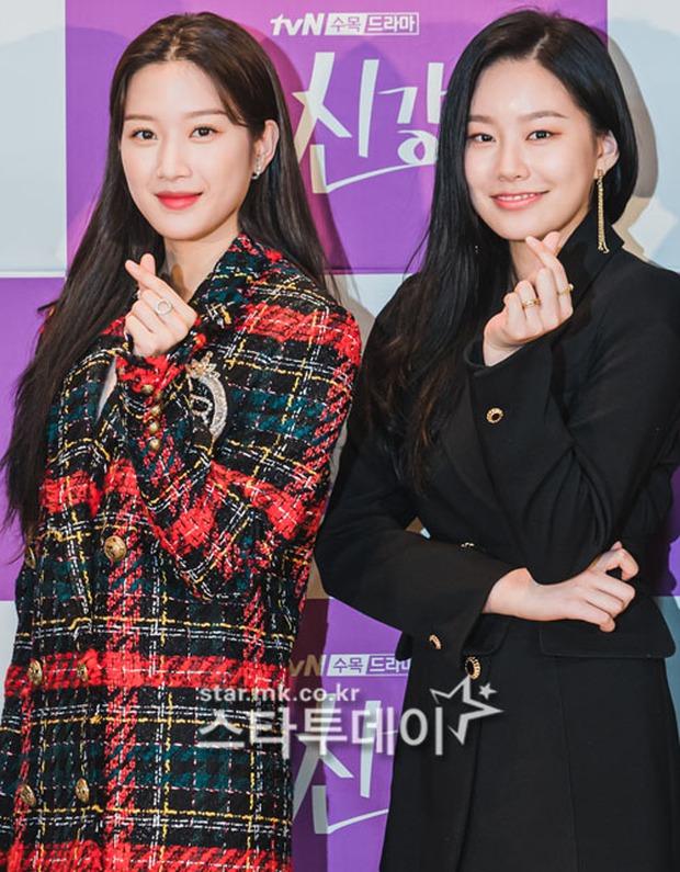 Cặp đôi Cha Eun Woo - Moon Ga Young khoe visual đẹp không góc chết tại sự kiện, nữ phụ nhăn nhó khó hiểu giật trọn spotlight - Ảnh 14.