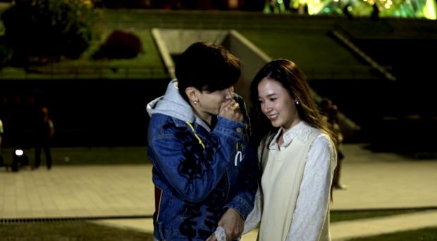Chi Dân chính thức xác nhận đang độc thân vui tính khi tham gia show hẹn hò cùng Midu - Ảnh 2.