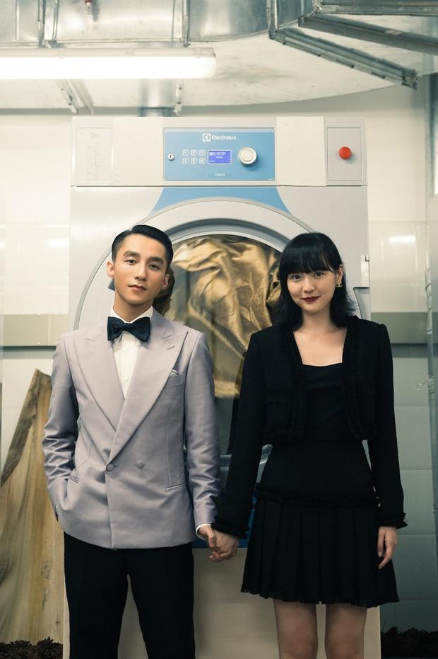 Sơn Tùng M-TP mặc vest điển trai còn Hải Tú thì xinh đẹp trong veo như mối tình đầu, fan xem MV mà xỉu ngang xỉu dọc - Ảnh 3.