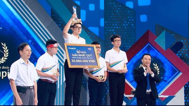 Thí sinh Olympia đầu tiên vào Chung kết năm: Suýt phá kỷ lục chương trình, nói một câu siêu hài khi biết tin Quán quân - Ảnh 3.