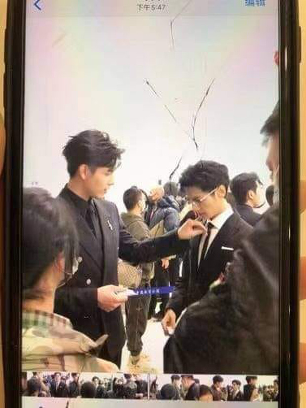 Hai cặp đam mỹ siêu hot đọ hint ở sự kiện Tencent: Chiến - Bác tái ngộ qua một cây bút, đôi Hạo Y Hành quấn quýt sau cánh gà - Ảnh 3.