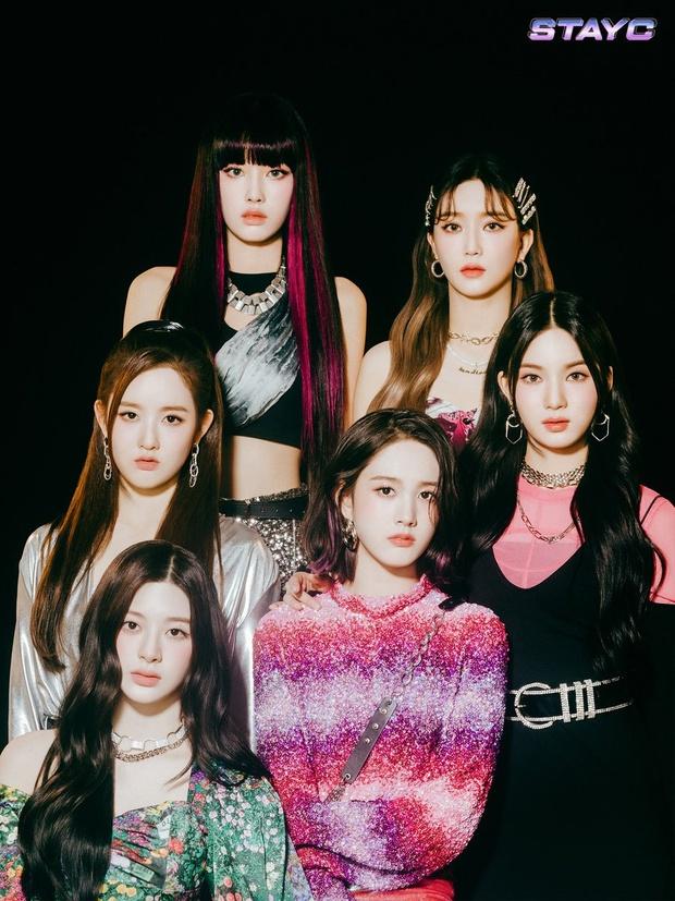 Tân binh xuất sắc nhất 2020: Em trai BLACKPINK đối đầu em họ BTS, girlgroup thị phi nhà SM có đối thủ nặng ký - Ảnh 4.